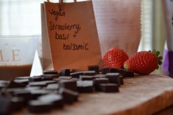 vegan recipe strawberry