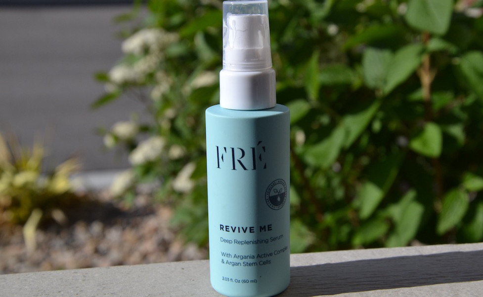 fre skincare product