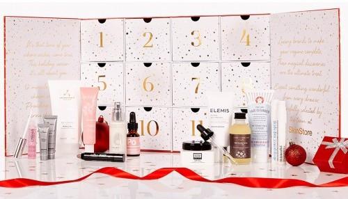 advent calendar beauty products