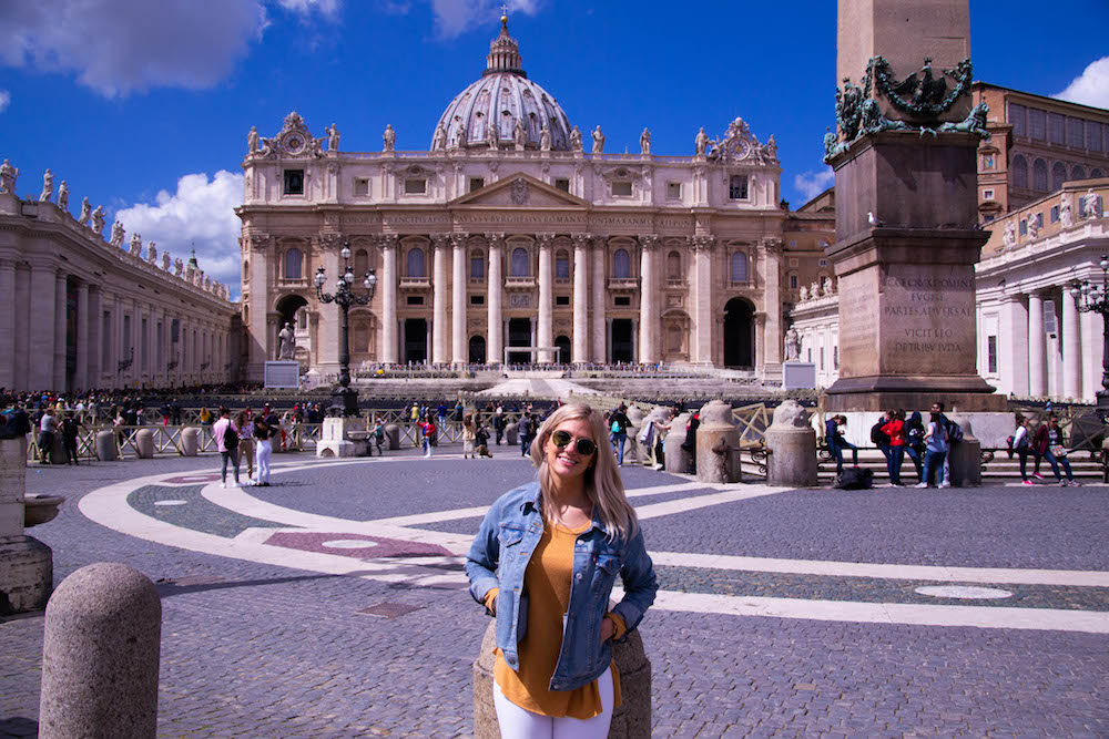 Vatican camille, blogger