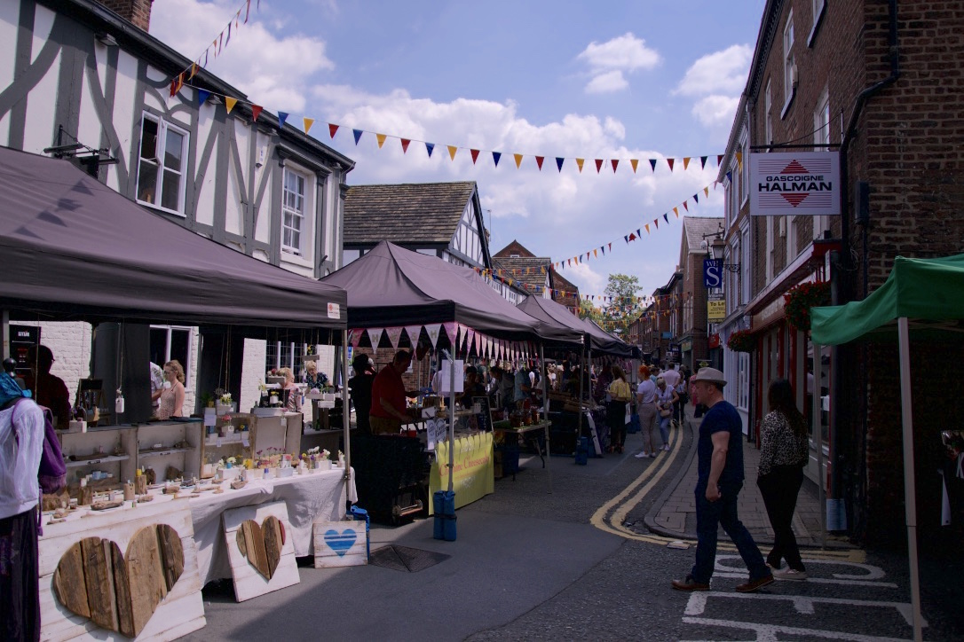 the makers market knutsford