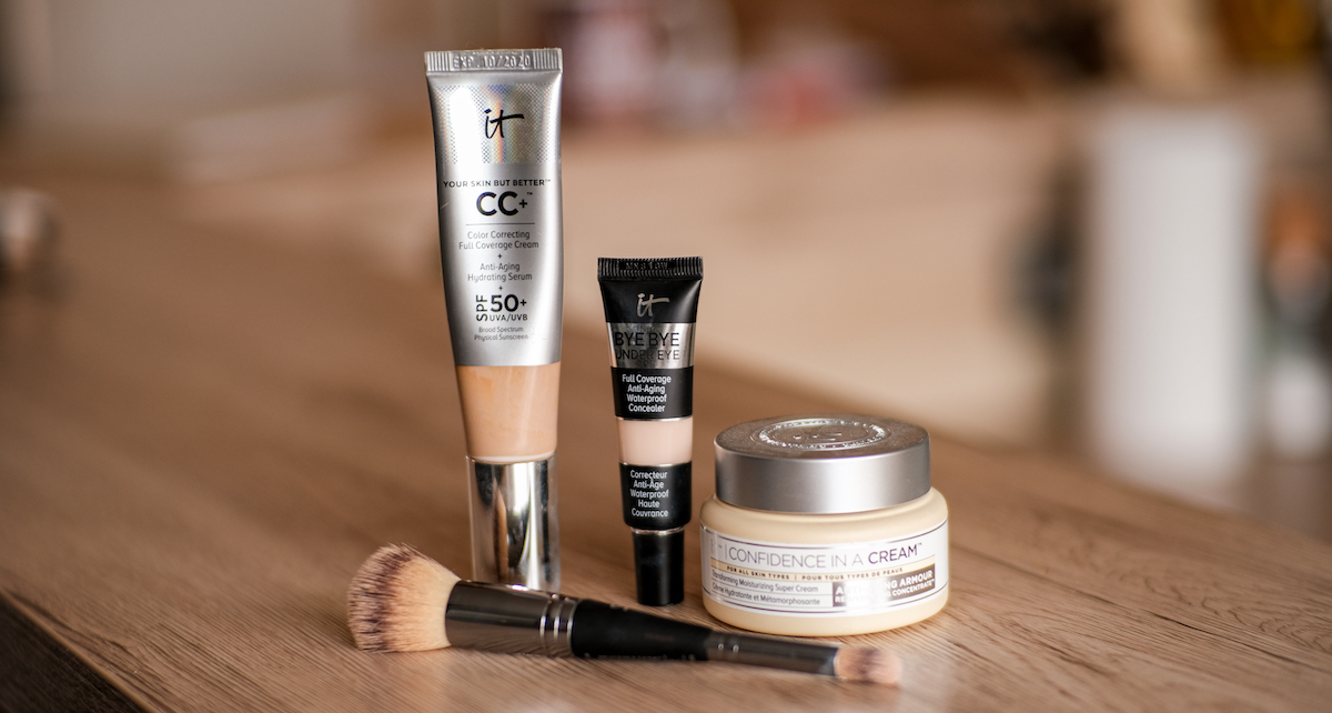 maquillage et soin IT Cosmetics